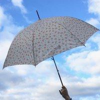 Floral Rose Umbrella