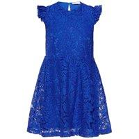 Delace Short Sleeve Dress