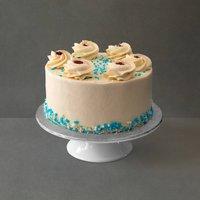 Celebration Gluten And Dairy Free Vanilla Cake