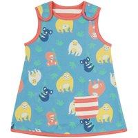 Baby Girls Orangutan Reversible Dress