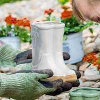 Calstock Garden Welly Boots Planter Collection