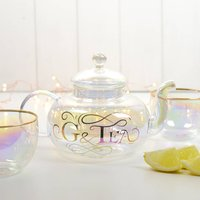 Gin Tea Pot