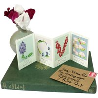 Love Concertina Card And Decoration