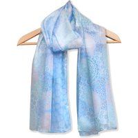 Large 'Summer Pop' Pure Silk Scarf