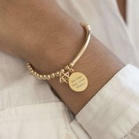 Cosmic Gold Bracelet, Gold