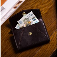 Leather Small Card Coin Purse For Women Fontanelle