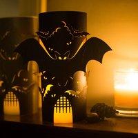 Halloween Bat Lantern Decoration Gift