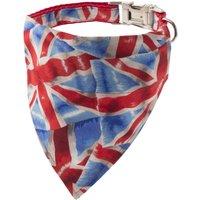 Union Jack Bandana Dog Collar