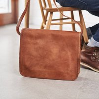 Messenger Bag, Gold