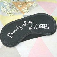 Beauty Sleep In Progress Sleep Mask