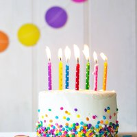 Make Your Own Funfetti Cake