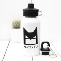 Personalised 'Superhero' Water Bottle