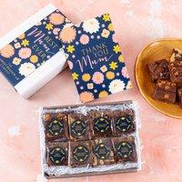 'Best Mum Ever' Gluten Free Luxury Brownie Gift