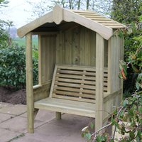 Cottage Arbour Two Seater Ca101