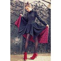 Black Coat, Wool Coat