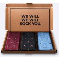 Carlos Box Of Socks Gift Set