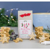 Christmas Snowflake Cookie Mix Baking Kit