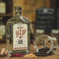 Desert Ram Army Strength London Dry Gin