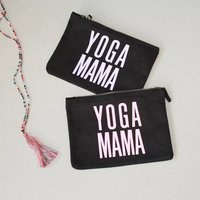 Make Up Bag Yoga Mama