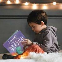 Personalised Dragon Adventure Book