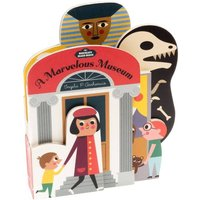 Magical Museum An Immersive Board Book For Toddlers