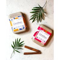 Spice World Natural Exfoliating Organic Soap Set