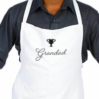 Design Your Own Fathers Day Apron For Grandad