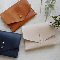 Compact Leather Purse