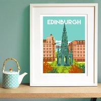 Edinburgh Giclee Print