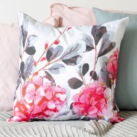 Floral Summer Cushion