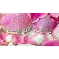 Silver Star Bracelet, Silver
