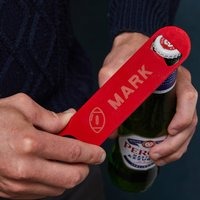 Personalised Beer Bottle Opener For Men