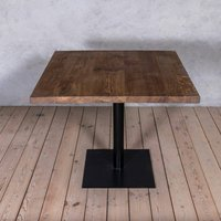 Cafe Oak Square Dining Table