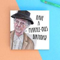 Have A Marpleous Birthday