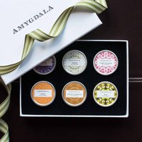 Solid Perfume Blending Palette Gift Set Of Six