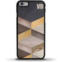 iPhone Case Textured Wood Personalised