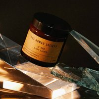 Last Light Peppercorn Scented Soy Candle