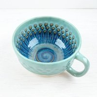 Peacock Eye Cup/Mug