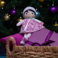 Personalised Kaloo Fleur K My First Doll Soft Toy
