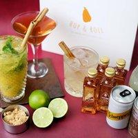 Sri Lankan Cocktail Kit With Ceylon Arrack