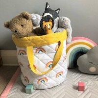 Rainbow Storage Basket