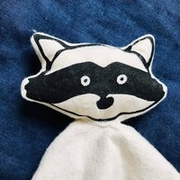 Racoon Comforter