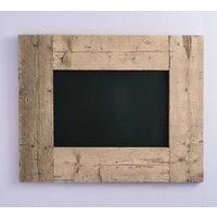 Reclaimed Scaffolding Plank Blackboard