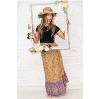 Prairie Wrap Skirt