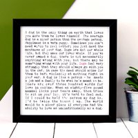 Dogs Print; Gift For Dog Lovers