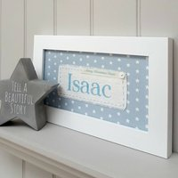 New Baby Boy Or Girl Name Gift