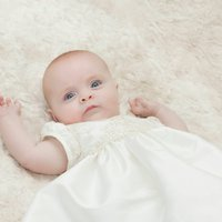 Girls Christening Gown Chloe