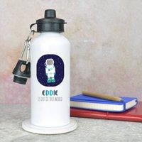 Personalised Astronaut Water Bottle