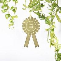 Plant Award Decorations