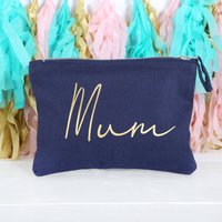Mothers Day Accessory Cosmetic Bag Pouch